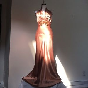 """Classic """"Movie Star"""" Formal Gown"""
